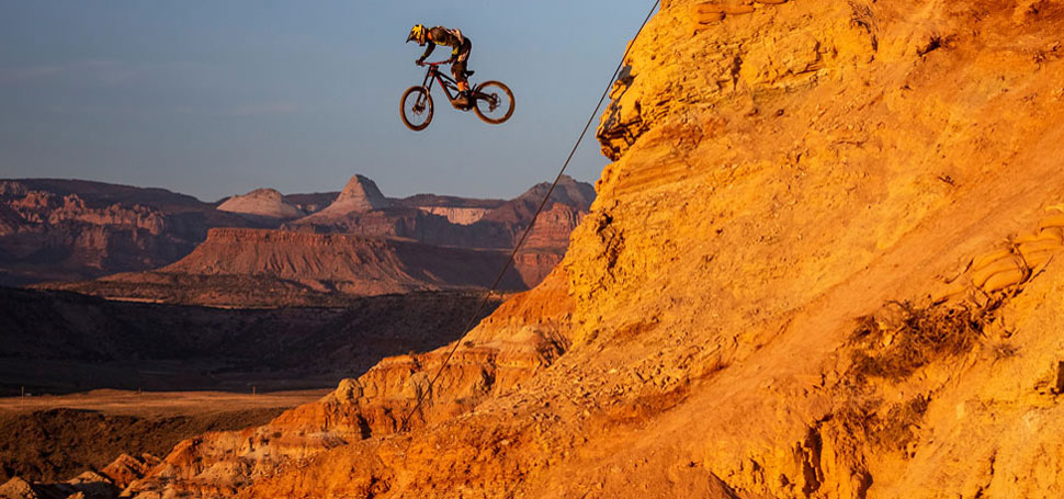 Fotogalerie: Red Bull Rampage 2018