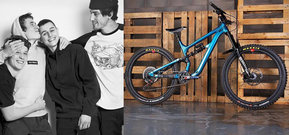 Ratboy míří do Cannondale