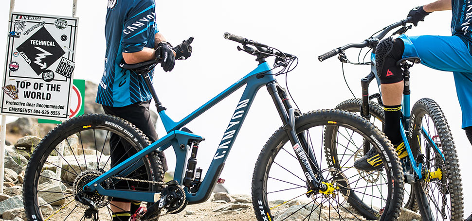 Fotogalerie: Canyon Strive 2019