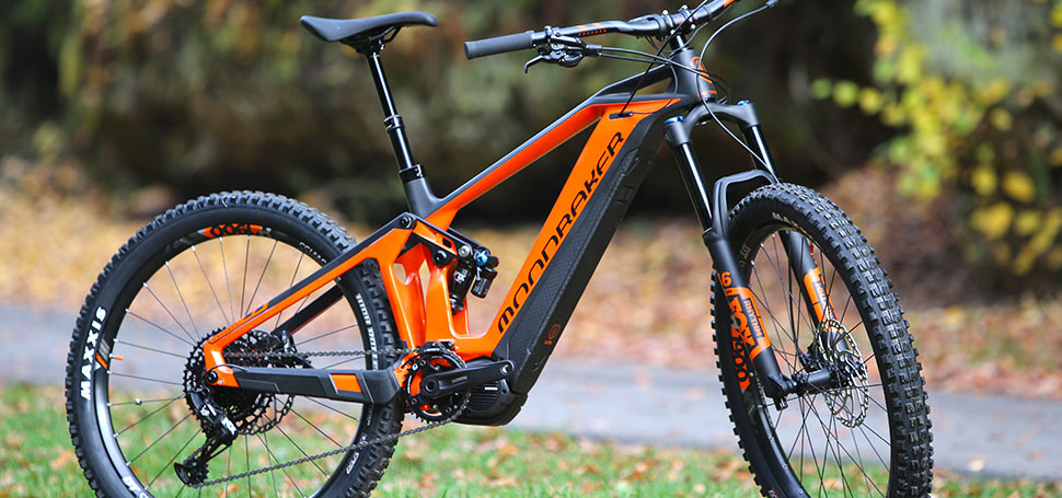 TEST: Mondraker Crusher Carbon XR+