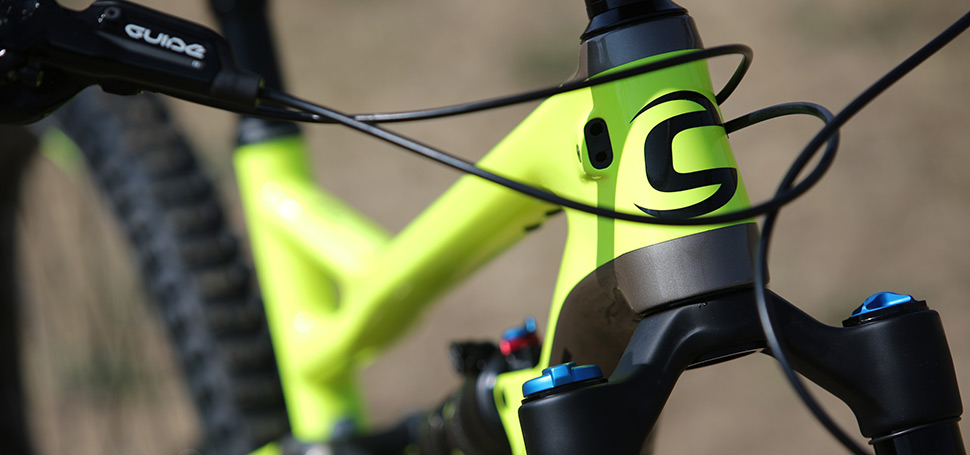 Fotogalerie: Cannondale Jekyll 29 3