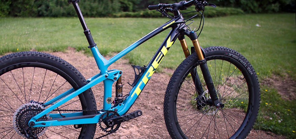 TEST: Trek Top Fuel 9.9
