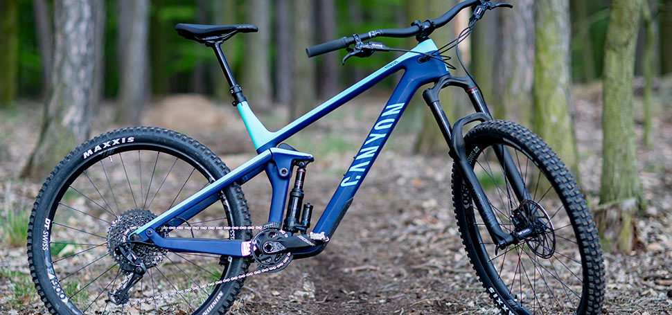 TEST Canyon Strive CF 6.0