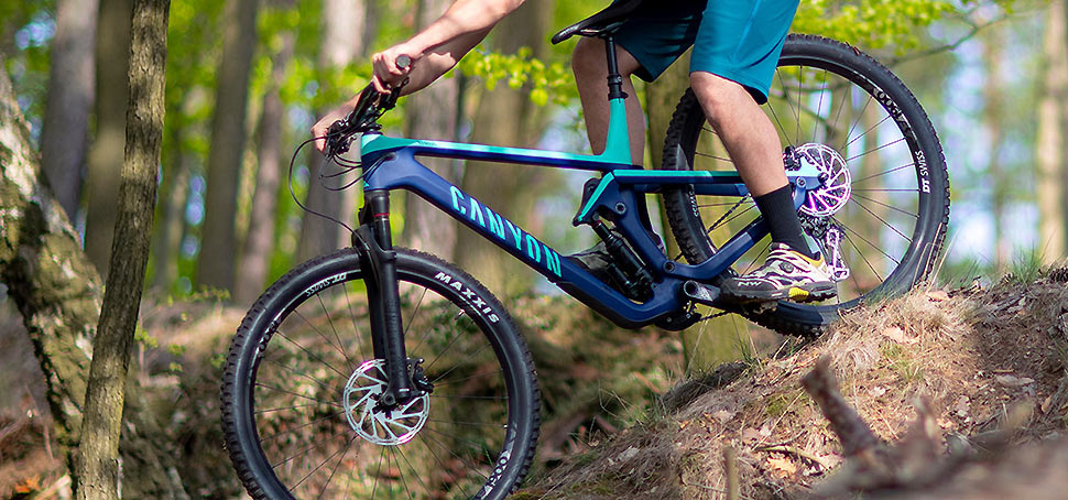 Fotogalerie: Canyon Strive CF 6.0