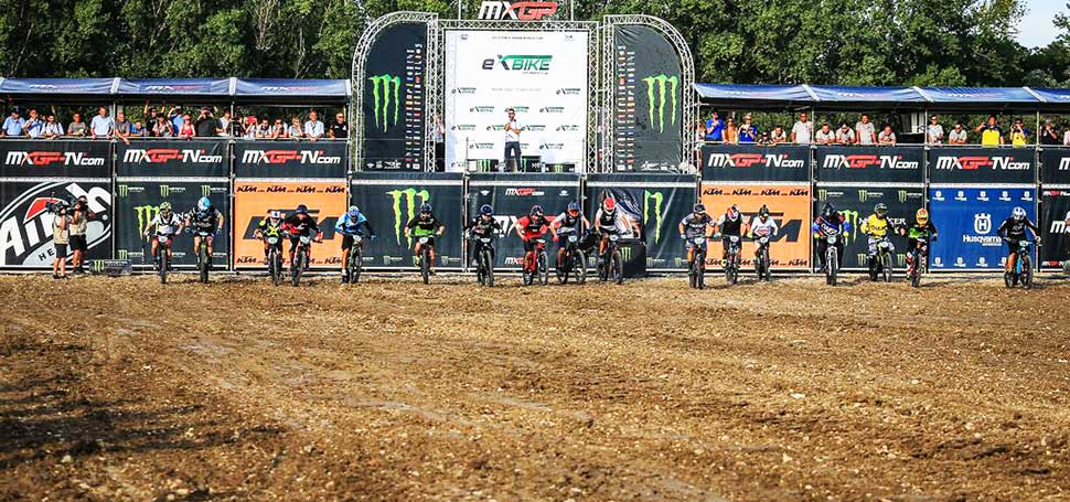 FIM E-X Bike World Cup VIDEO