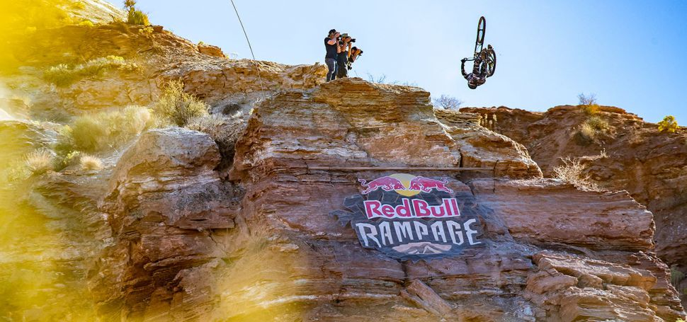 Freeridová Super Bowl Red Bull Rampage 2019 - foto & video