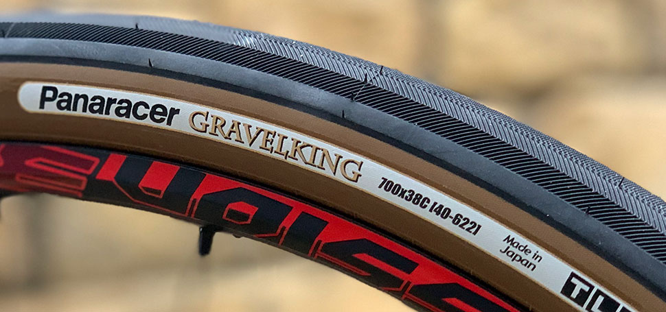TEST: Panaracer Gravelking Slick