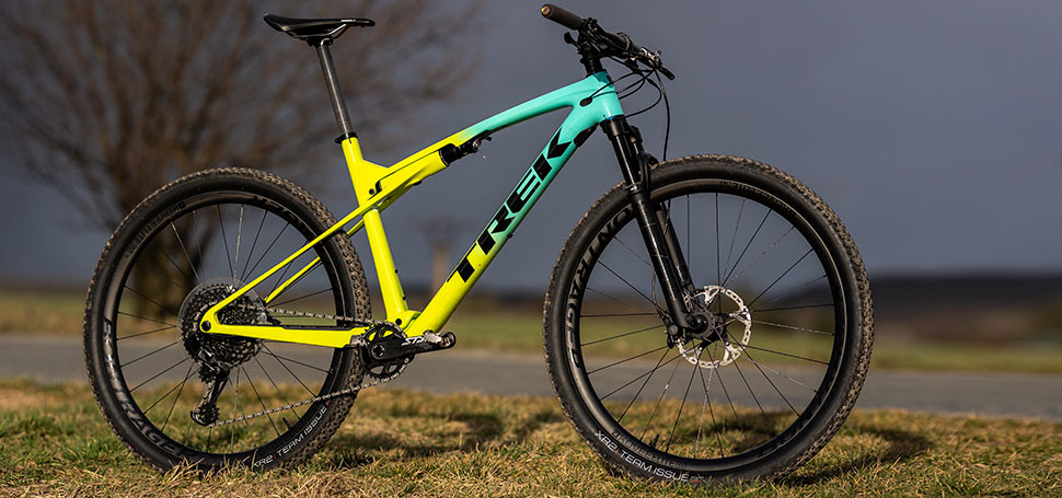 TEST: Trek Supercaliber 9.8