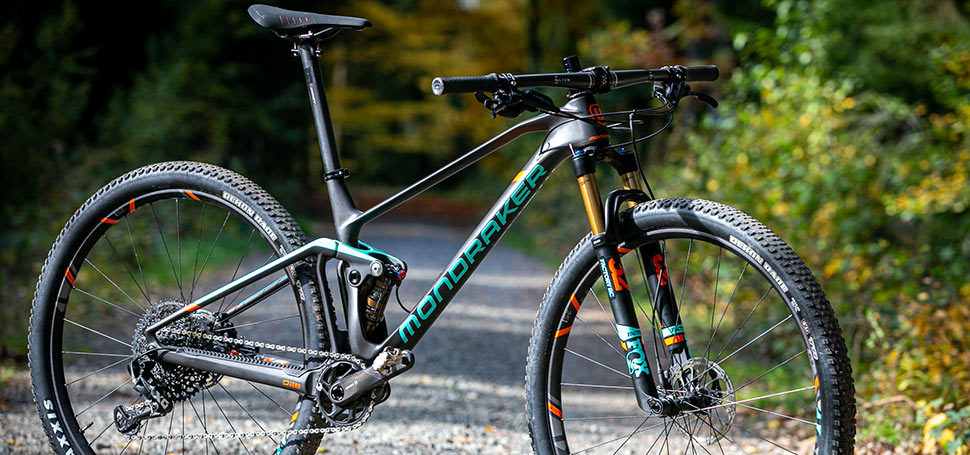 TEST: Mondraker F-Podium Carbon R