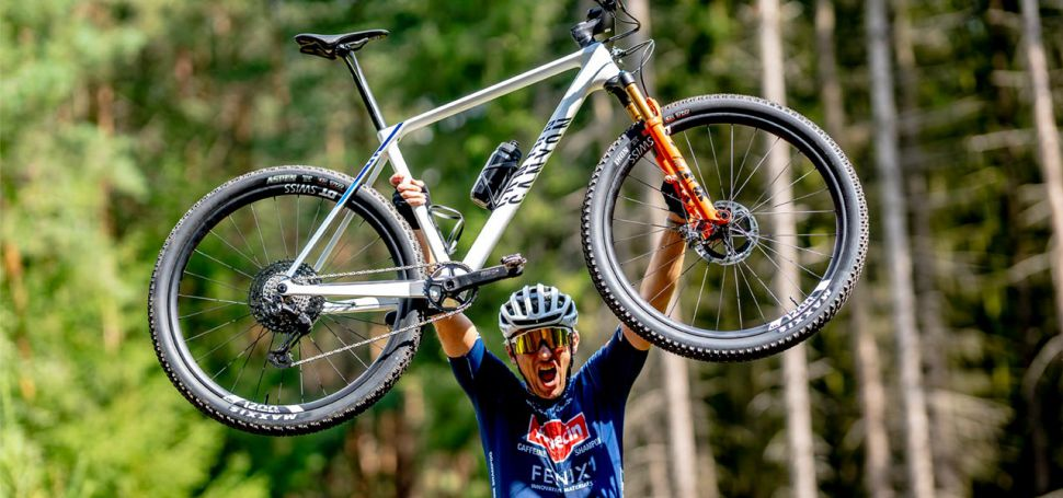 TEST: Canyon Exceed CFR Team 2021