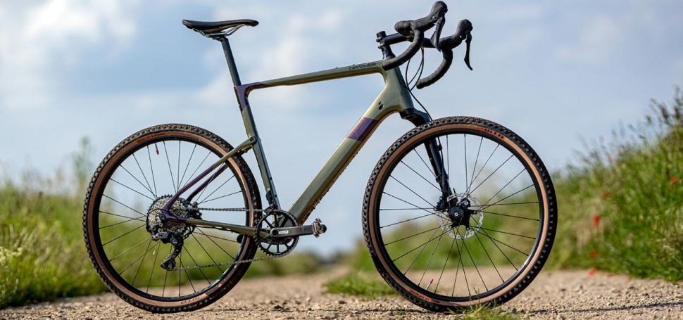 TEST: Cannondale Topstone Carbon Lefty 3