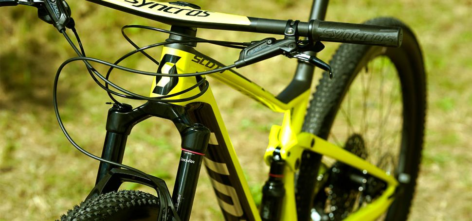 Fotogalerie: Scott RC 900 World Cup