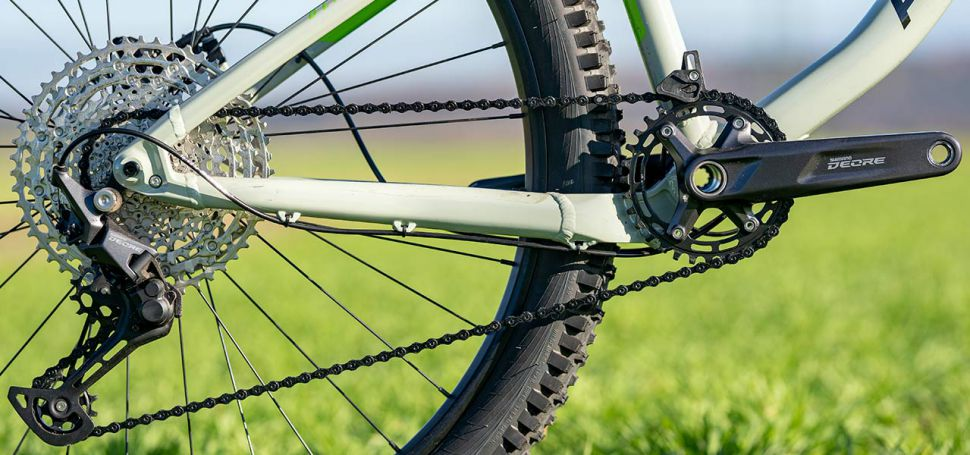 TEST: Shimano Deore 1x11