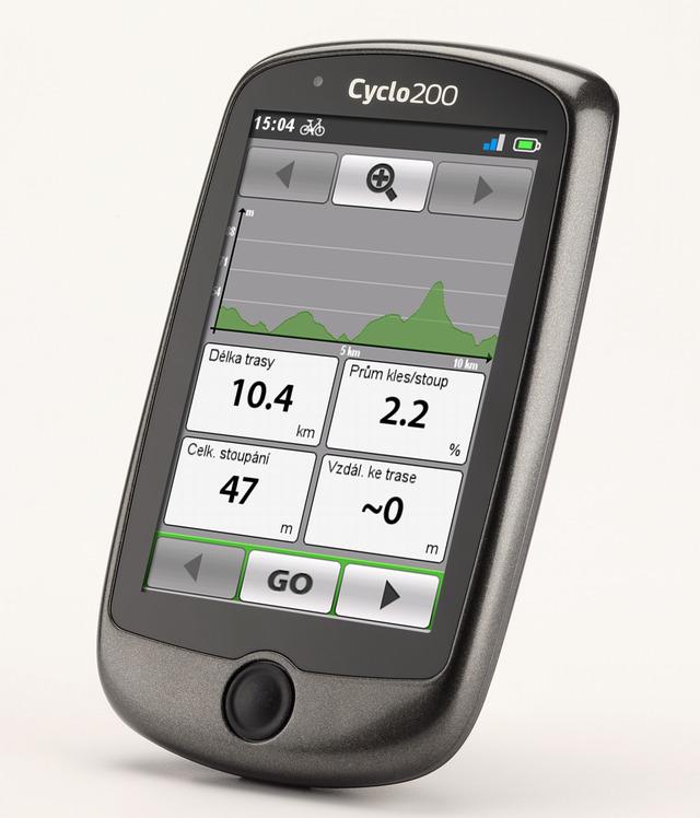 Mio Cyclo 200 TM