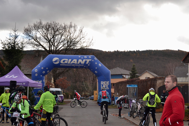 Giant Winter Trans Brdy 2015