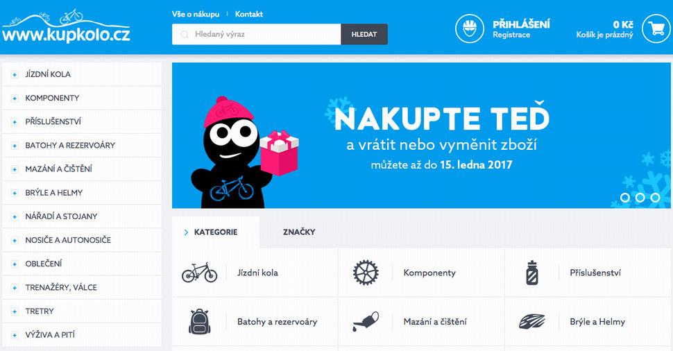 Na Bikero.cz bude podle manažera obchodu Martina Hrubého nabídka Black  Friday na vybrané produkty sleva až 50 procent 08cf6591c6