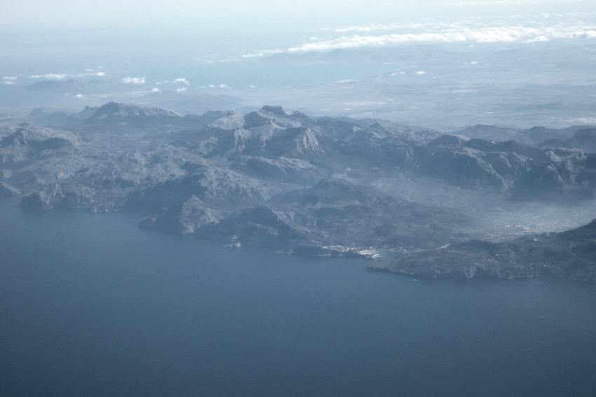 Merida Camp 2008, Mallorca - severní hornatá část ostrova