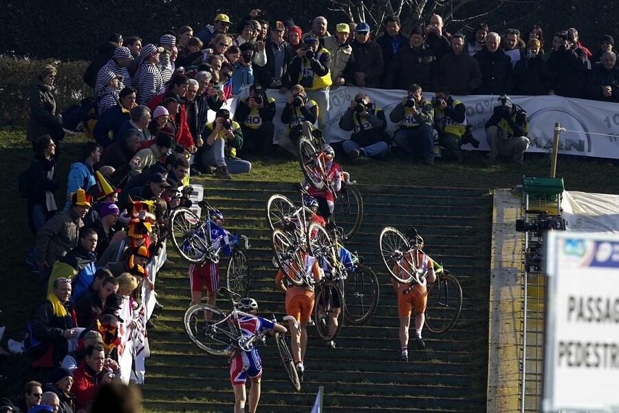 MS cyklokros 2008, Treviso - It�lie 27.1.