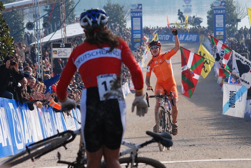 MS CX 2008 Treviso - druhá Marianne Vos