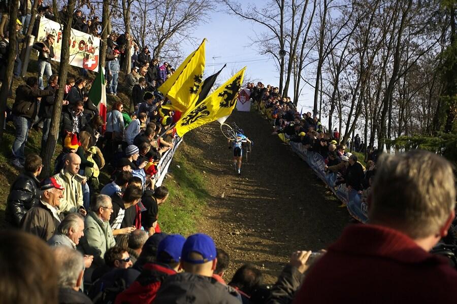 MS Cyklokros 2008, Treviso - Itálie 26.1. - populární výběh