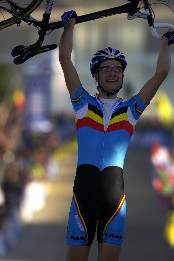 MS Cyklokros 2008, Treviso - Itálie 26.1. - vítězství pro Alberta Nielse