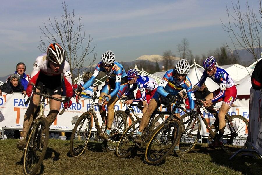 MS Cyklokros 2008, Treviso - Itálie 26.1.