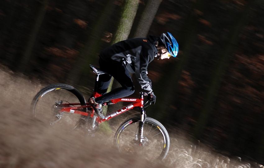 TEST Pell's Ridelight Race