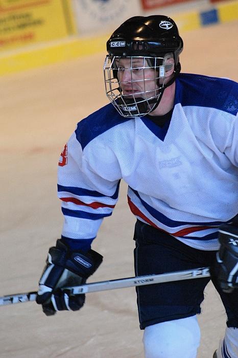Hokejový turnaj ve Vimperku 9/12/07 - Jiří Kardoš