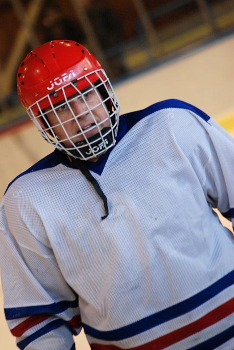 Hokejov� turnaj ve Vimperku 9/12/07 - Ji�� Lutovsk�