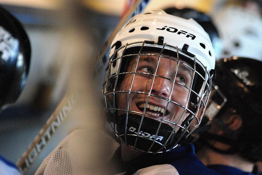 Hokejov� turnaj ve Vimperku 9/12/07 - Kristi�n Hynek