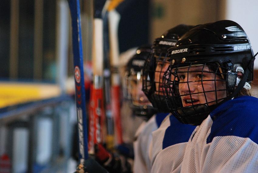 Hokejový turnaj ve Vimperku 9/12/07 - Lukáš Malý