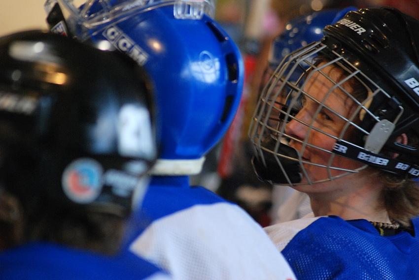 Hokejov� turnaj ve Vimperku 9/12/07 - Josef Kamler