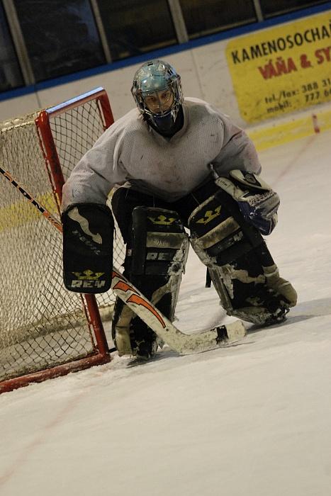 Hokejový turnaj ve Vimperku 9/12/07