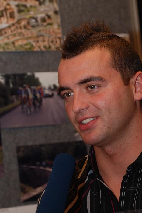 Král cyklistiky 2007 - Michal Prokop