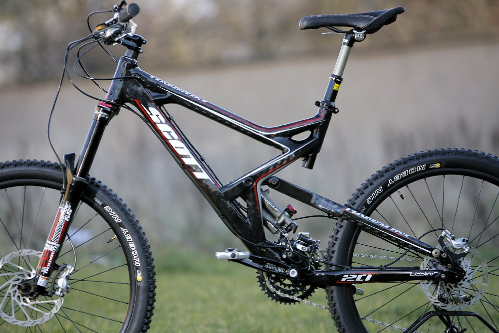 Scott Ransom 20 carbon