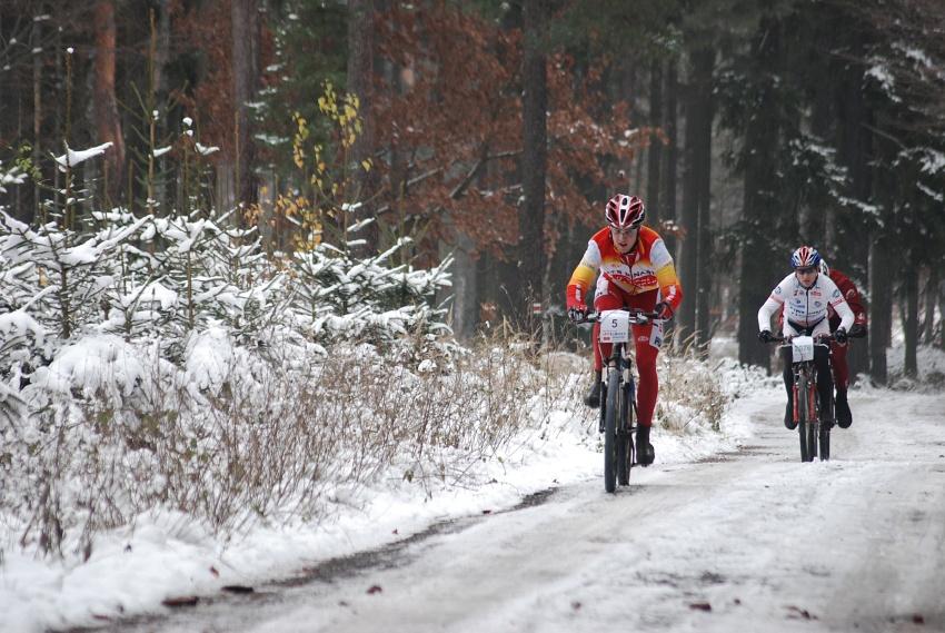 Giro Winter Trans Brdy 07 - druhá skupinka