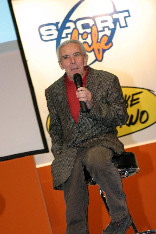 Sport Life 8.-11. 2007 Brno - náruživý cyklista profesor MUDr. Pavel Pafko