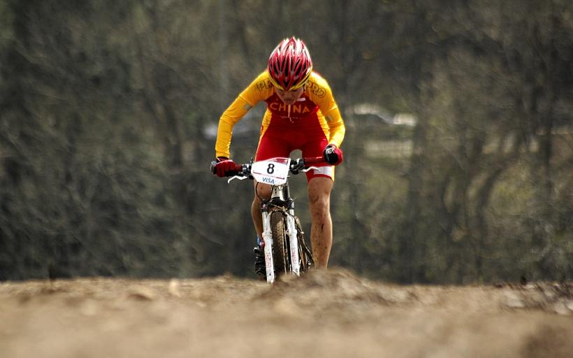 SP XC #1 2008 Houffalize - Ying Liu