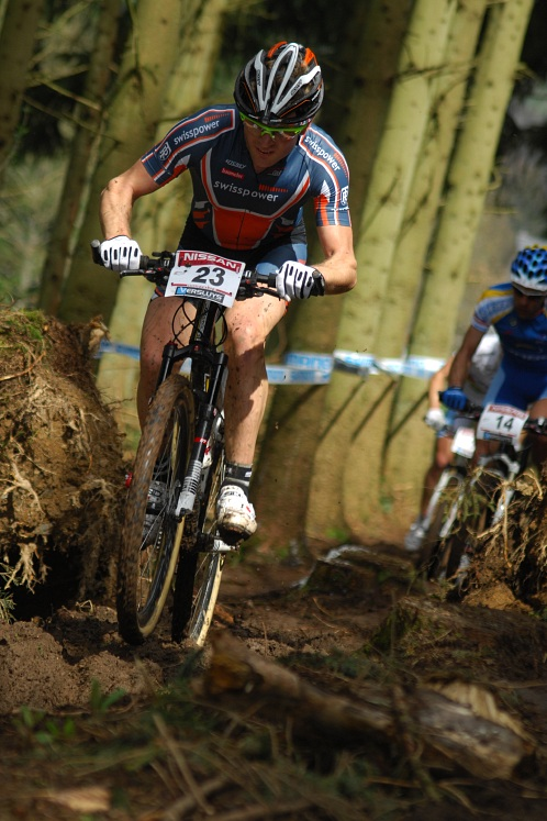 SP XC #1 2008 Houffalize - Florian Vogel