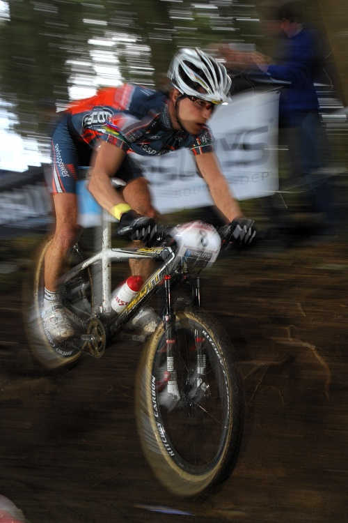 SP XC #1 2008 Houffalize - Nino Schurter