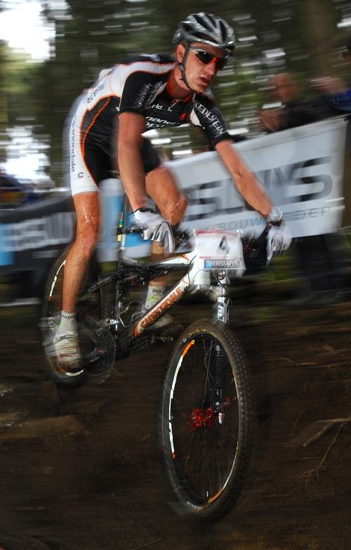 SP XC #1 2008 Houffalize - Roel Paulissen