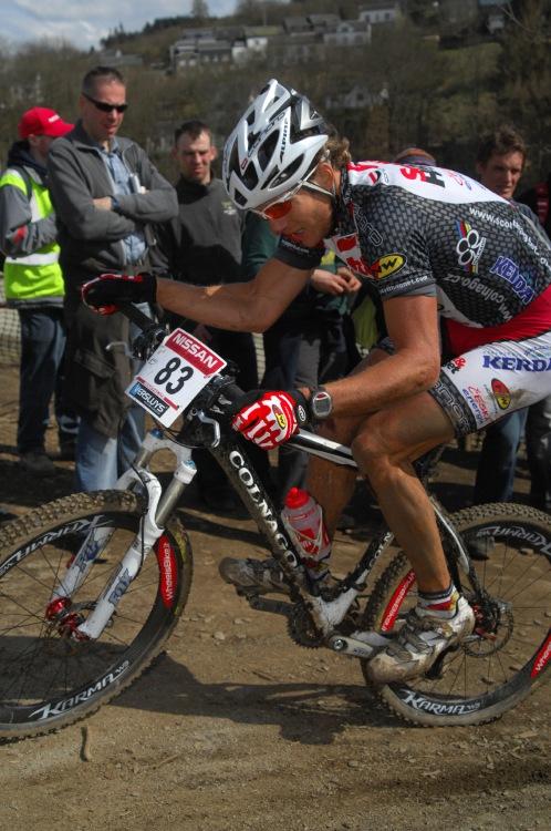 SP XC #1 2008 Houffalize - Kristián Hynek