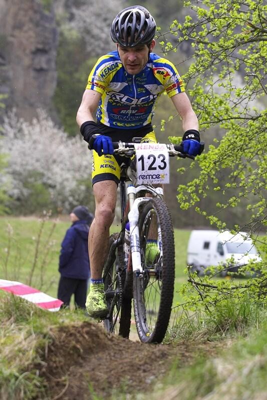 ČP XC #1 Pardubice 2008 - Vlastimil Veverka