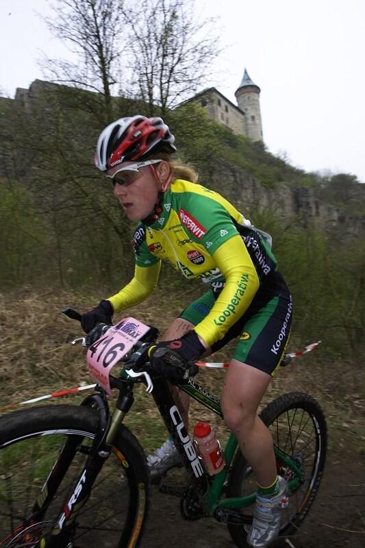 ČP XC #1 Pardubice 2008 - Pavla Havlíková