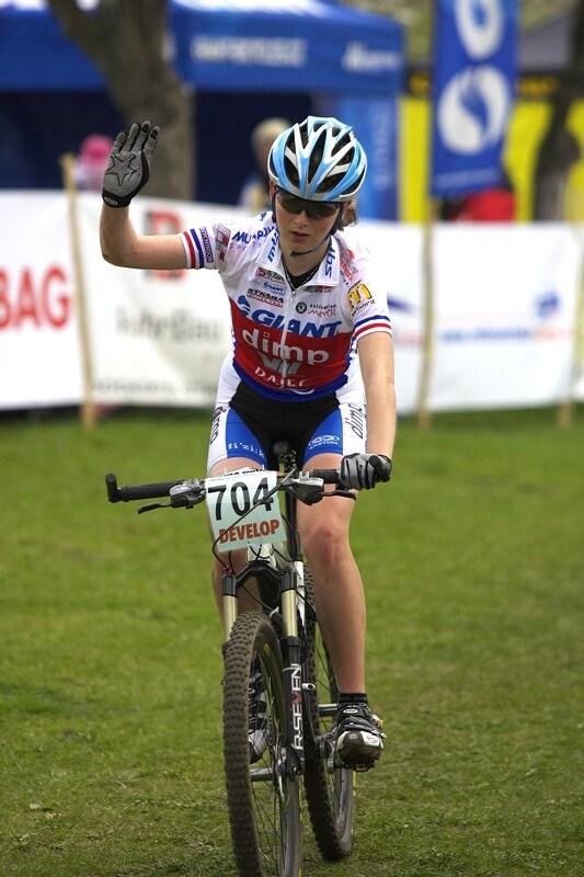 ČP XC #1 Pardubice 2008 - Jitka Škarnitzlová