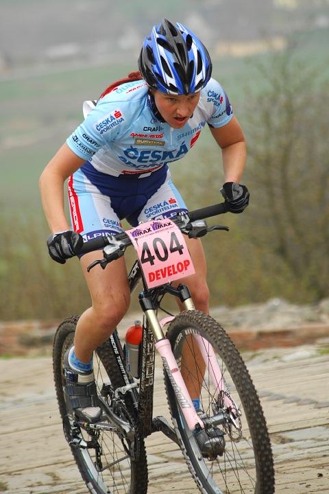 ČP XC #1 Pardubice 2008 - Tereza Jansová