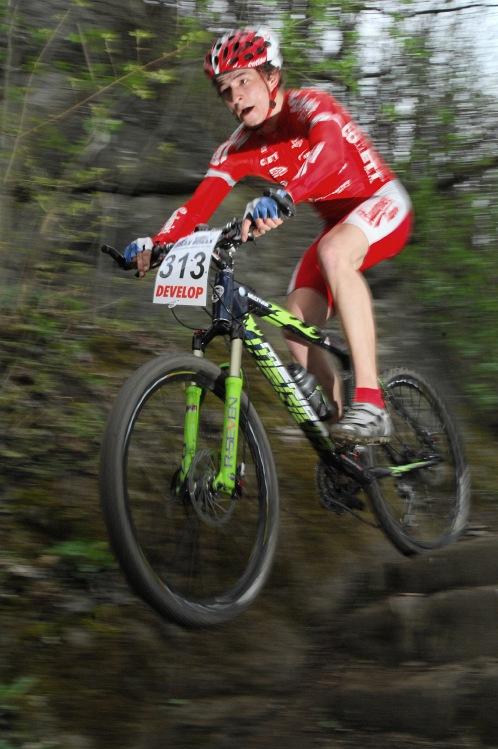 �P XC #1 Pardubice 2008 - Filip Adel