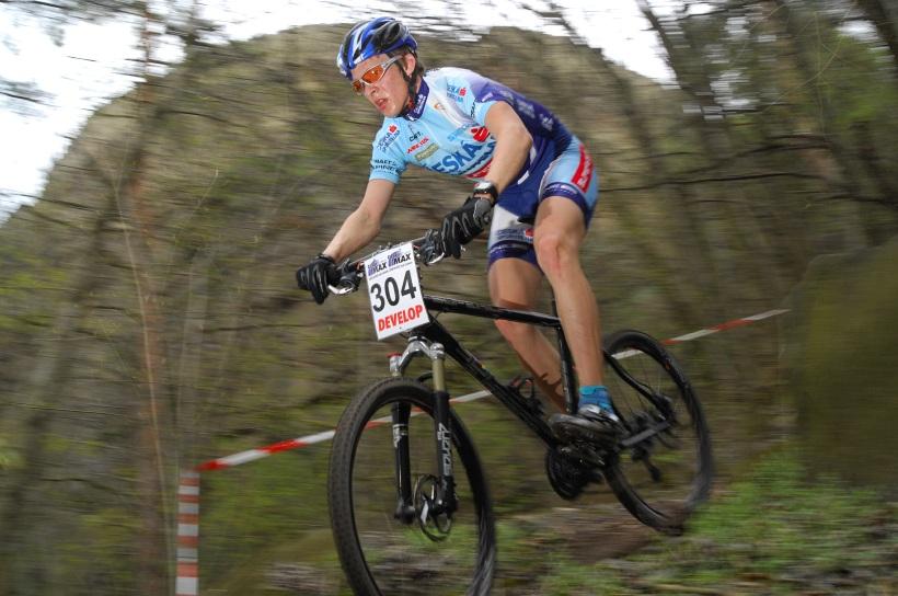 ČP XC #1 Pardubice 2008 - Matěj Nepustil
