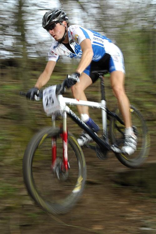 ČP XC #1 Pardubice 2008 - Jan Škarnitzl