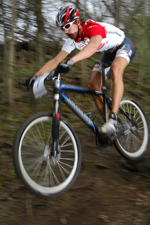 ČP XC #1 Pardubice 2008 - Jirka Novák